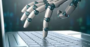 robot skriver pcjpg