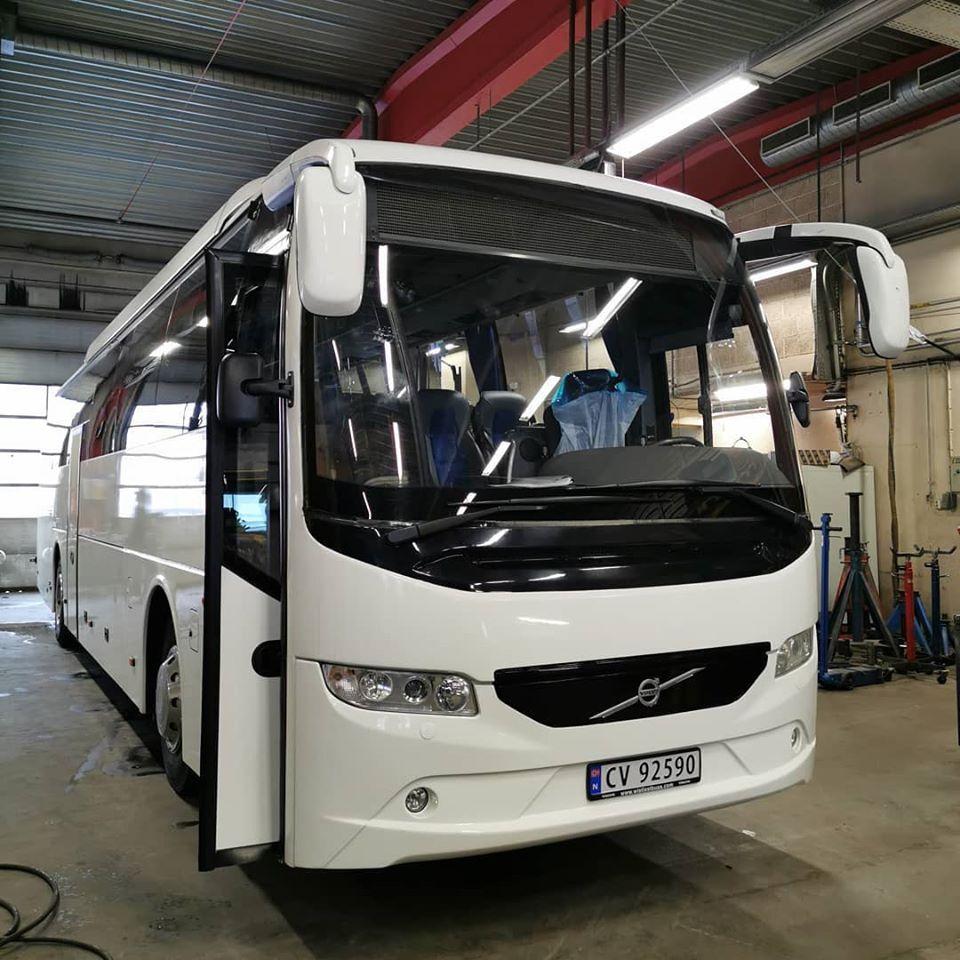 Vestby Trafikkskole Buss