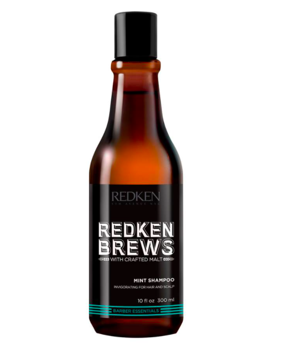 Redken Brews Mint Shampoo (300 ml)