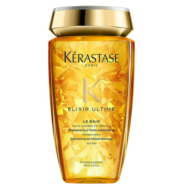 Kèrastase Elixir Ultime Le Bain Sublimating Oil Infused Shampoo (250 ml)