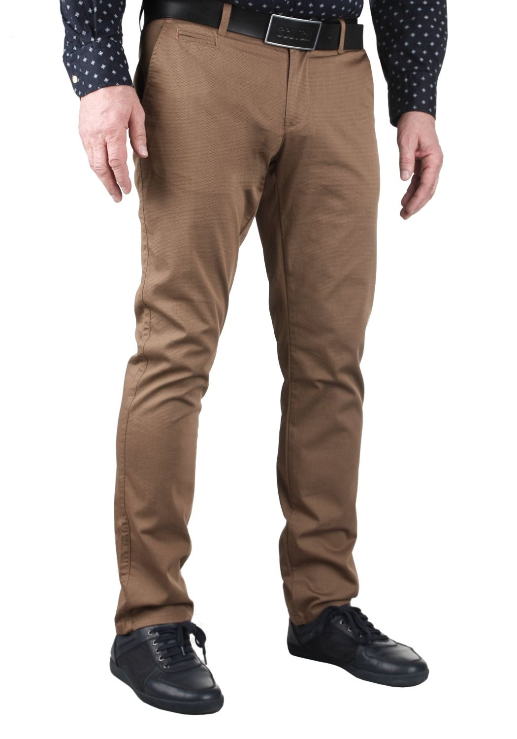 Rigon Oxford  -Brun Khaki