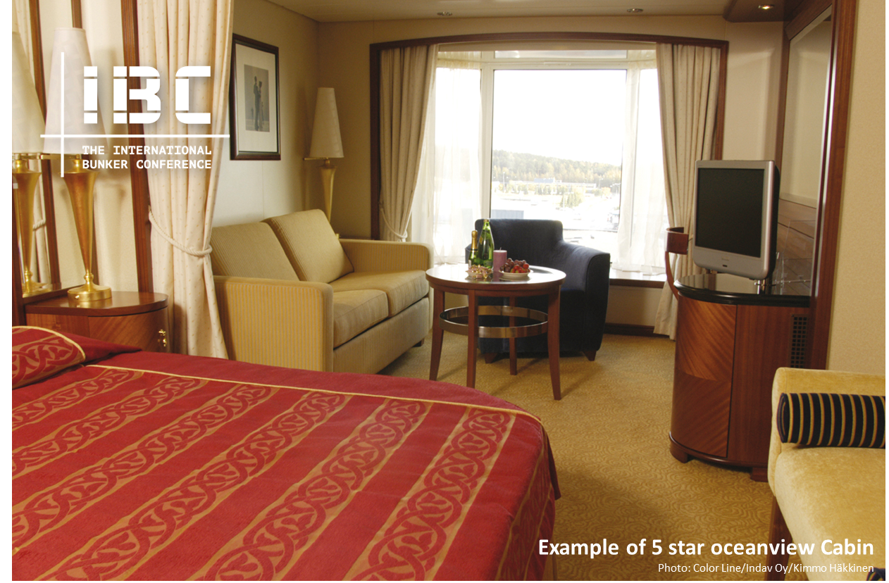 6. 5 * Color suite - Double occupancy